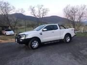 Ford Ranger XLT subacab 2017 Wodonga Wodonga Area Preview