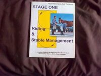 Riding and stable managment post not inc