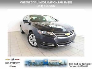 2016 Chevrolet Impala 4DR SDN LT, My LINK, BLUTOOTH
