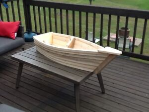 For sale wooden boat