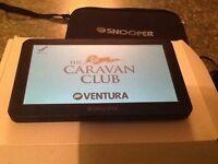 Ventura Pro satellite navigation system