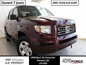2006 Honda Ridgeline LX, GROUP ELECTRIC,