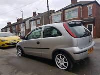 Vauxhall Corsa C (low mileage)