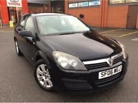 **LONG MOT** 2006 VAUXHALL ASTRA 1.6i 16v ACTIVE 5 DOOR HATCHBACK **RECENT SERVICE+AMAZING DRIVE**