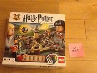 LEGO HARRY POTTER HOGWARTS BOARD GAME, NEW