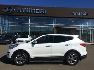 2014 Hyundai Santa Fe Sport 2.0T Limited Limited ! Only 63000 km