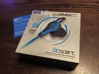 Intel SMS Bio sport earphones