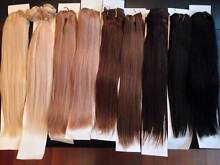 100% Russian REMY Human Hair Clip in Extensions Chadstone Monash Area Preview