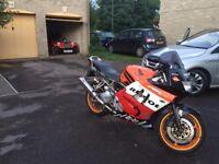 Honda CBR600 RAPSOL