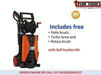 ProPlus 150 Bar Pressure Washer Self Suction Kit