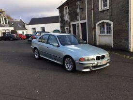 1999 BMW 520i E39, Manual, Spares or Repair - No MOT