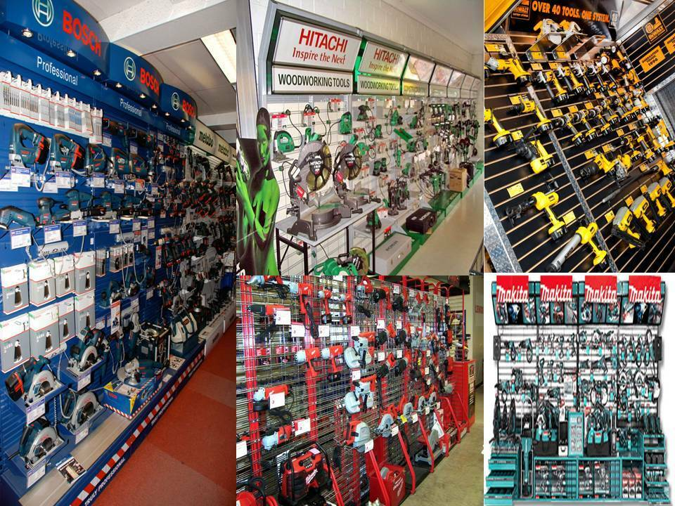 more than tools supply