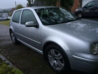 MK4 Golf 1.4 16v Match, MOT APRIL, REPAIRS, READ!