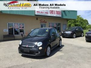 2013 Fiat 500 Sport BLUETOOTH!! CERTIFIED!!