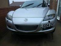 RX8 project car, saab engine, 260bhp fit corsa, astra, vectra
