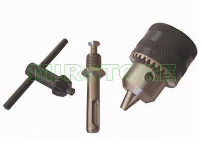 MANDRINO A CREMAGLIERA 1,5-13 mm CON GAMBO SDS PLUS PER TRAPANO DEMOLITORE 0093
