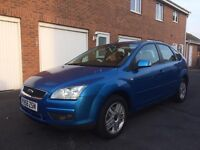 2006 56 Ford Focus Ghia 2.0 TDCI *Low Miles* Long MOT not astra 1.7 cdti mondeo fiesta vectra corsa