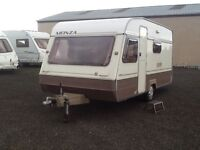 Abi monza 5 berth with awning