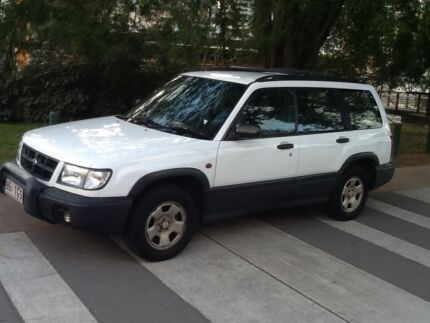 1999 Subaru Forester Wagon Kangaroo Point Brisbane South East Preview