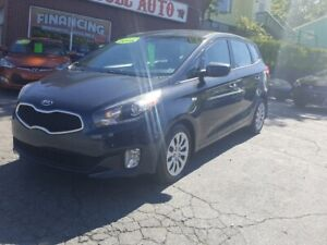 2015 Kia Rondo LX fresh purchase.clean little car .new tires...