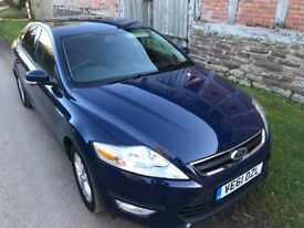 FORD MONDEO 2.0 TDCI POWERSHIFT AUTOMATIC/ MAIN DEALER SERVICE HISTORY / RECENT MOT