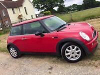 2003 Mini One 1.6 *83k Only!*