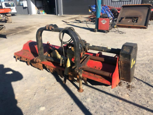 Meat mulcher 2.4 wide side shift Mullumbimby Byron Area Preview