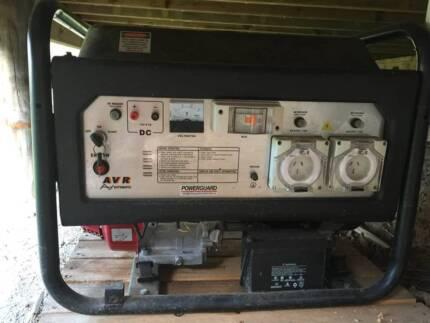 Honda Generator 5KVA Electric Start Powerguard 2 Wire Auto Start