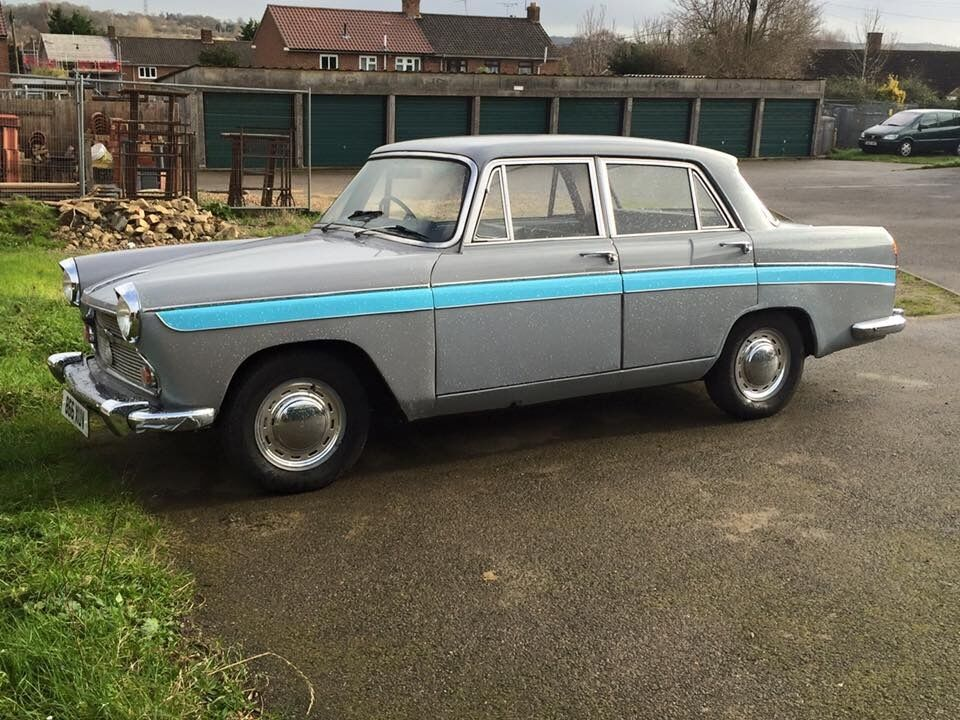 1962 Austin Cambridge Classic Car In Ipswich Suffolk Gumtree
