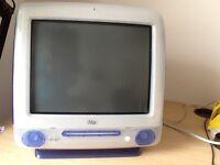 Computer Vintage iMac G3 PowerPC 2001