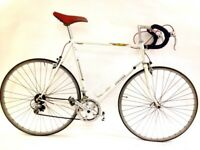Pearl Gazelle Classic Road Bike 10 speed 60 cm Original Features Serviced Warranty