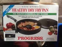 Non Stick Healthy Dry Fry Pan