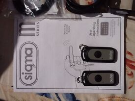 Sigma car alarm new