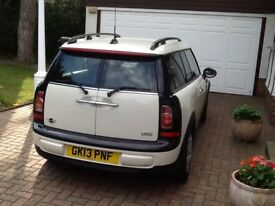 Mini Clubman in excellent condition for sale