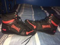 Lonsdale Boxing Boots Size 7