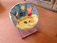 Peppa Pig Toddler's Chair