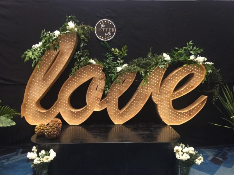 The letter folk yamba weddings and events party hire gumtree 1 of 3 junglespirit Image collections