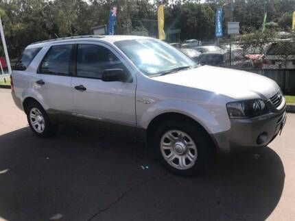 2007 Ford Territory - 4X4 - Low Kms - Auto - Driveaway Cleveland Redland Area Preview