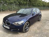 BMW 2.0ltr Sport Manual 5 door
