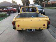 Datsun 1200 ute  1980 Craigieburn Hume Area Preview