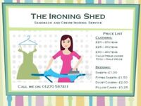 The Ironing Shed