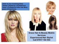 Grace Hair & Beauty Mobile Services