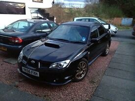 Great condition Subaru WRX for sale, clean car inside and out and a lot of fun to drive.
