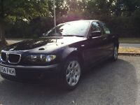 BMW 3 Series 318I, Low Millage, Service History, 6 months MOT.