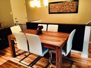Mobilier salle à manger table de cuisine