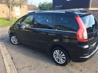 Spares or repair 2008 Citroen c4 Grand Picasso Exlusive
