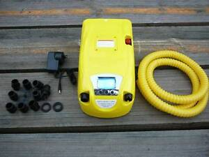 12V DELUXE ELECTRIC AIR PUMP FOR INFLATABLES / KITE SURFING / SUP Thornlands Redland Area Preview