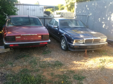 Jaguar XJ40 XJ6 & Sovereign