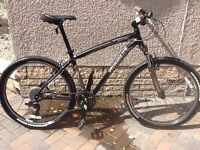 "17"" Specialised Mountain Bike ""Hardrock"" 21 gears . Very good used condition .£200 no offers ."