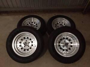 American racing wheels/rims hq hj hx hz Maggea Loxton Waikerie Preview